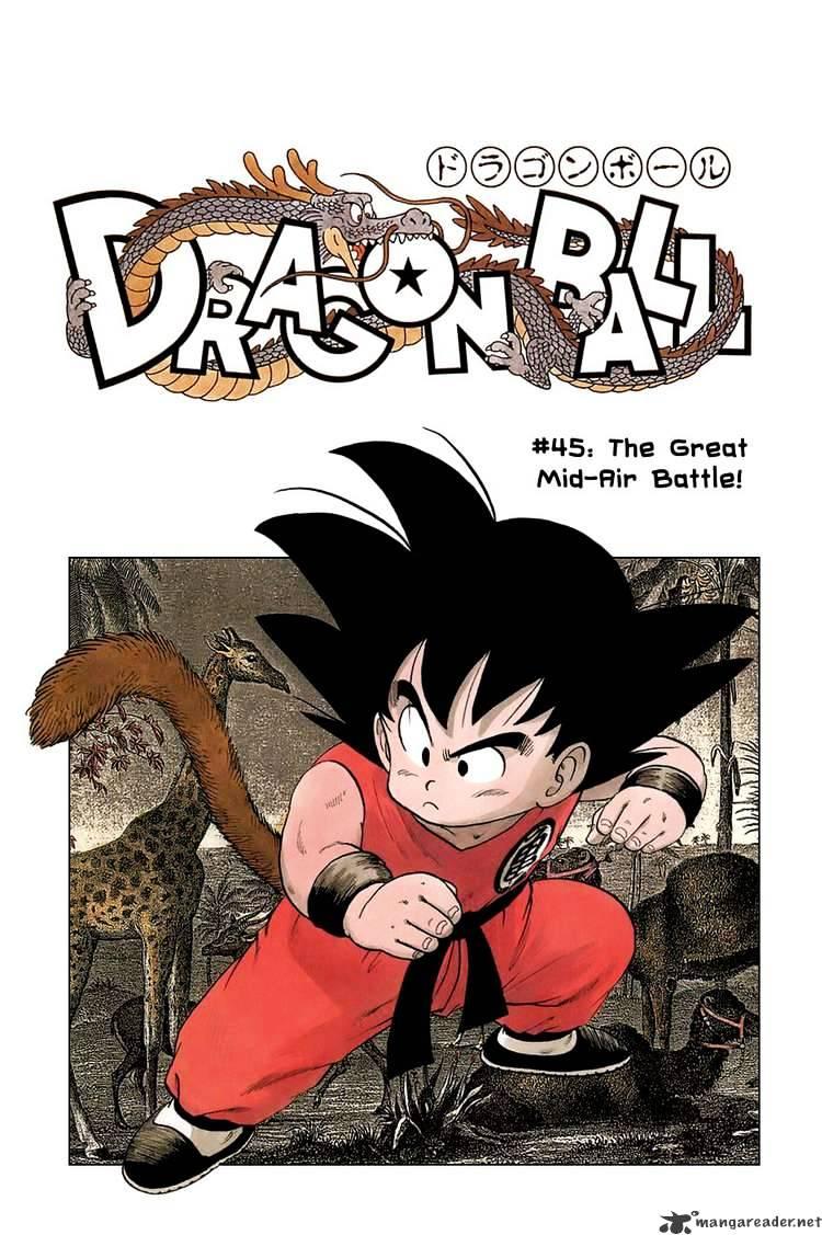 Dragon Ball Chapter 45  Online Free Manga Read Image 5