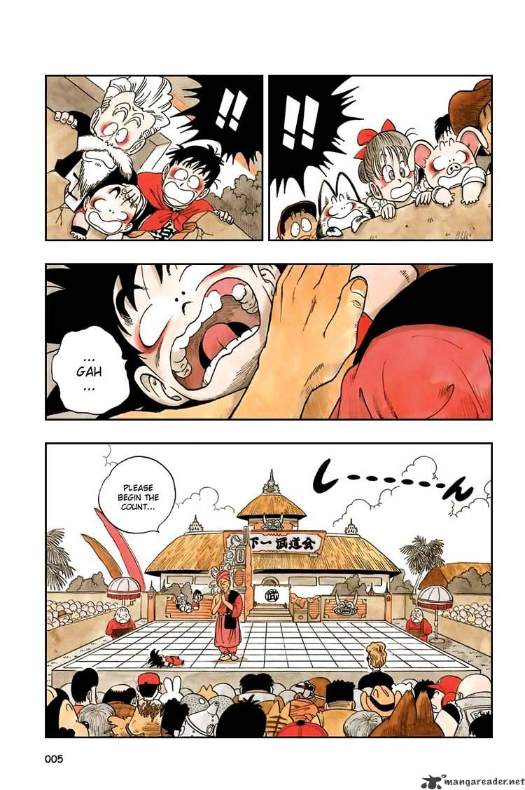 Dragon Ball Chapter 45  Online Free Manga Read Image 7