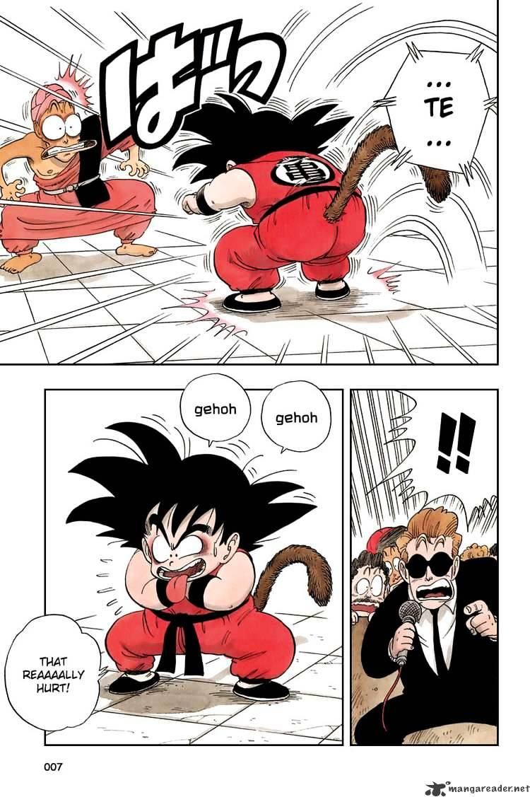 Dragon Ball Chapter 45  Online Free Manga Read Image 9