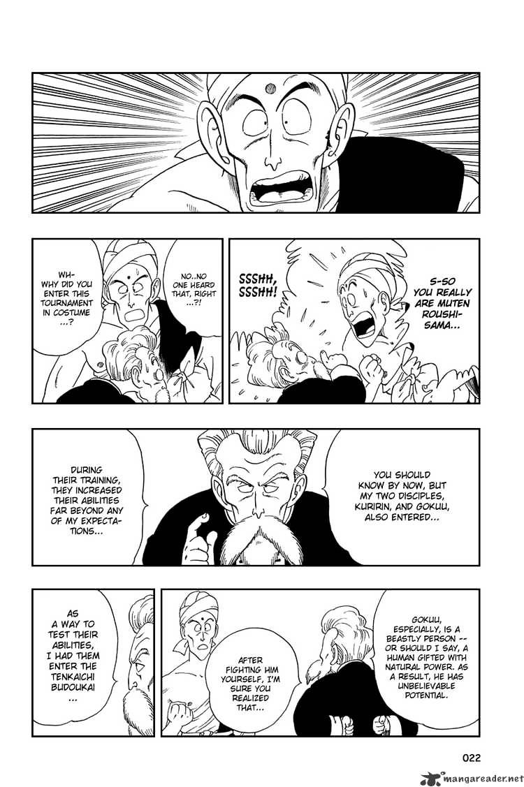 Dragon Ball Chapter 46  Online Free Manga Read Image 5