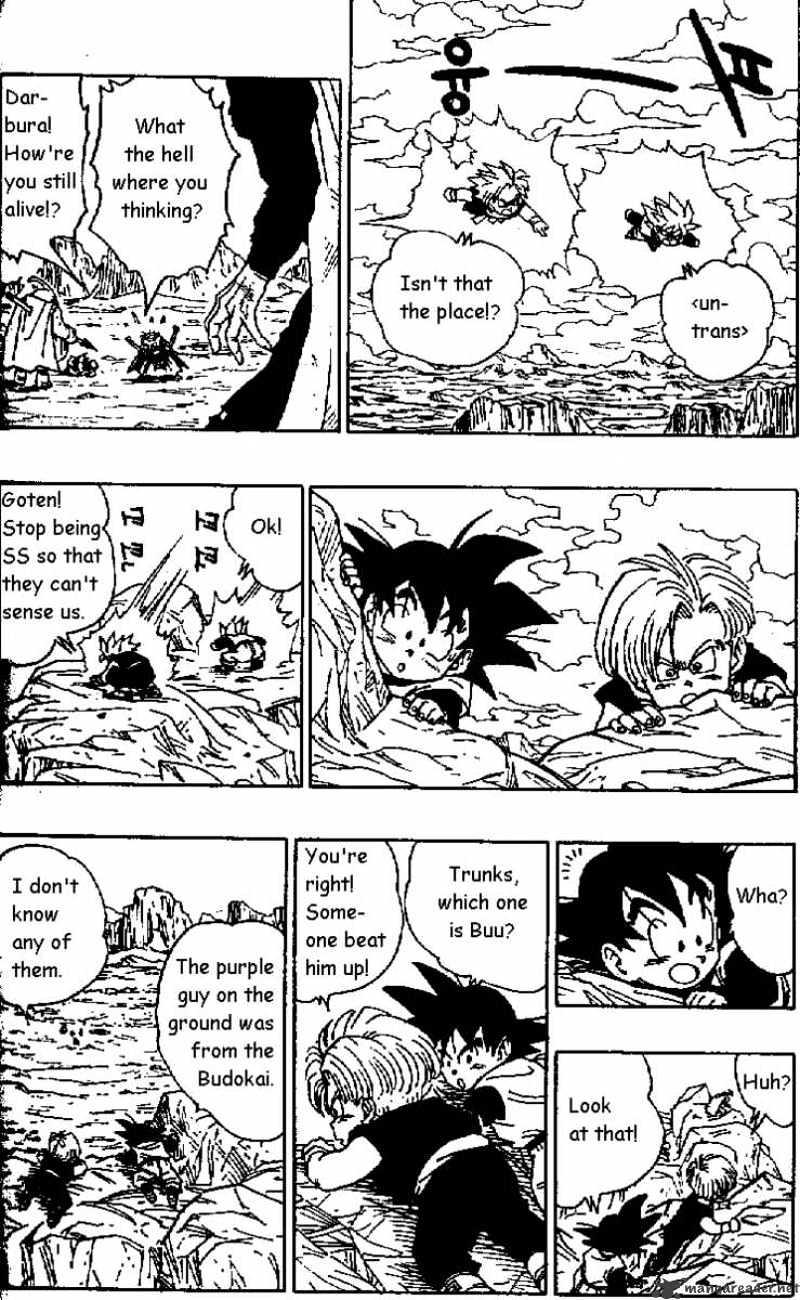 Dragon Ball Chapter 464  Online Free Manga Read Image 11
