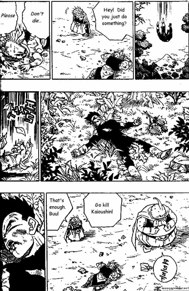 Dragon Ball Chapter 464  Online Free Manga Read Image 9