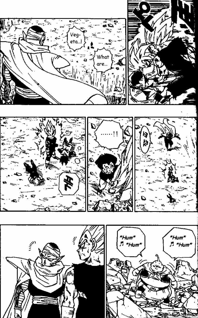 Dragon Ball Chapter 468  Online Free Manga Read Image 3