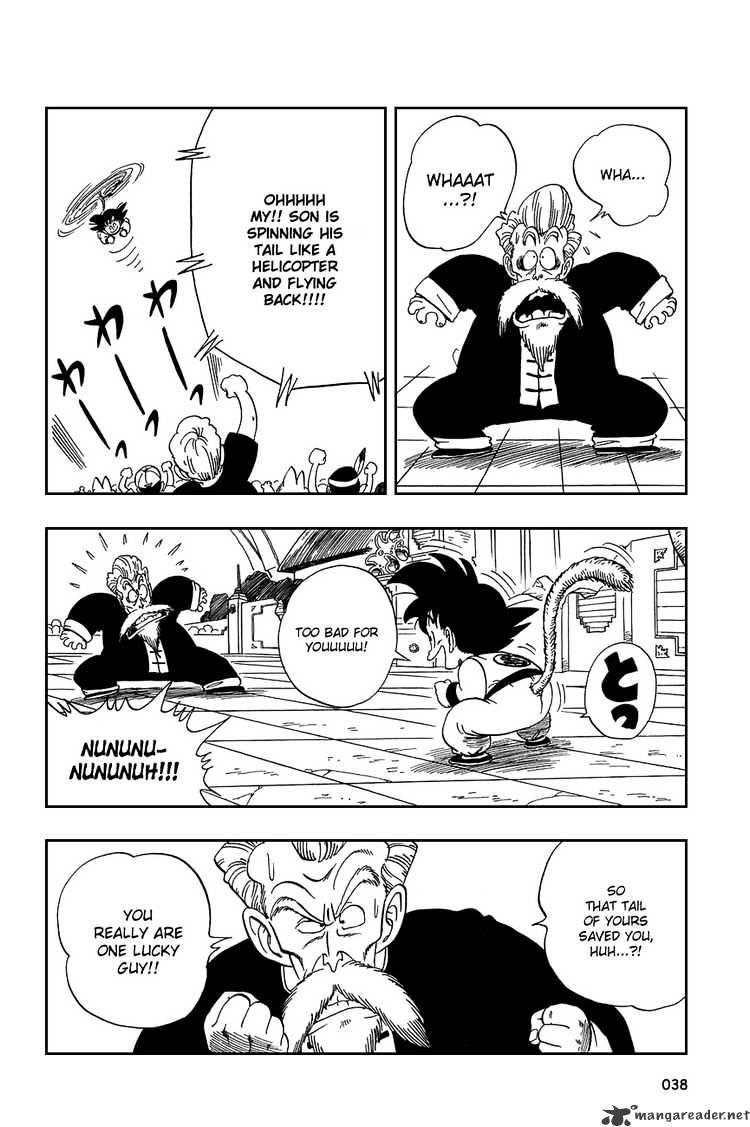 Dragon Ball Chapter 47  Online Free Manga Read Image 7