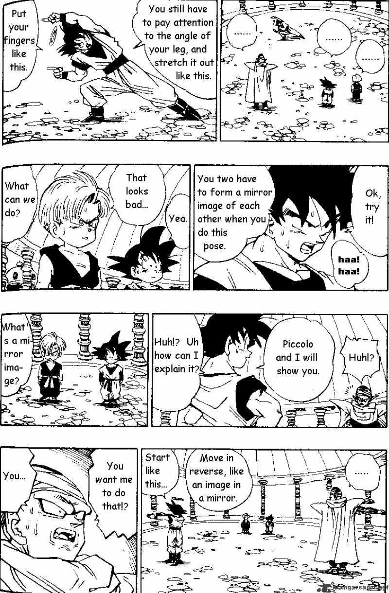 Dragon Ball Chapter 478  Online Free Manga Read Image 3