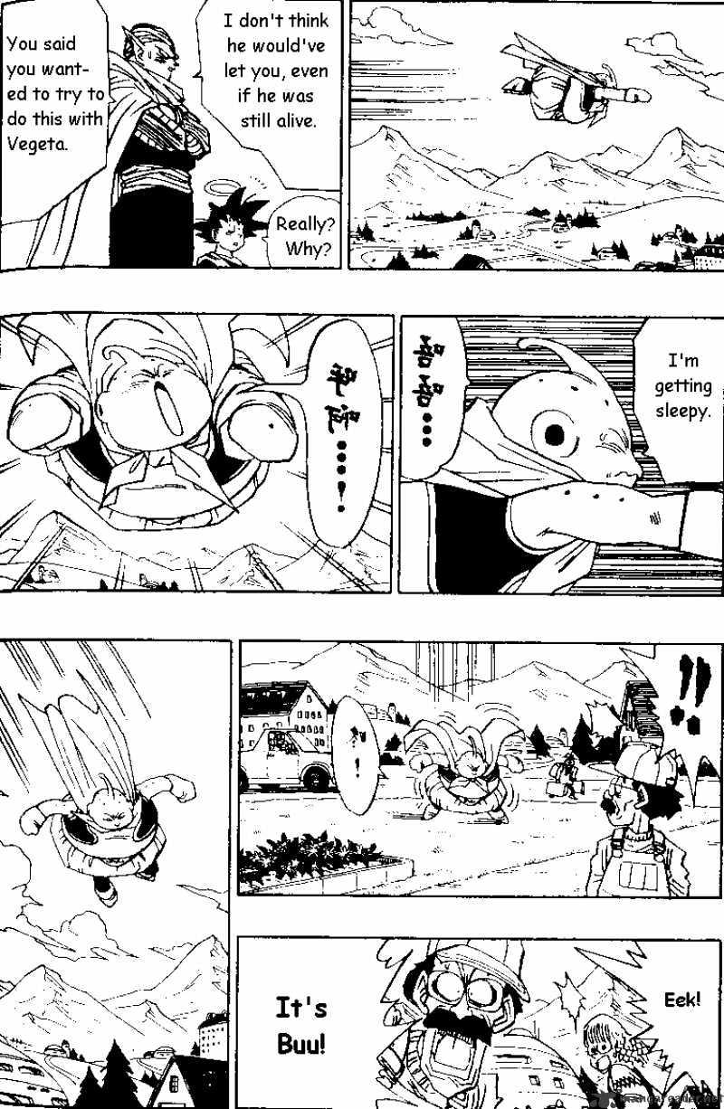 Dragon Ball Chapter 478  Online Free Manga Read Image 5