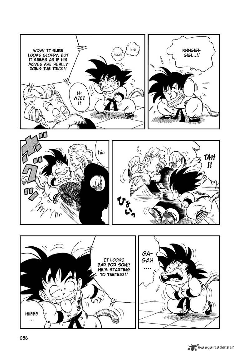 Dragon Ball Chapter 48  Online Free Manga Read Image 11