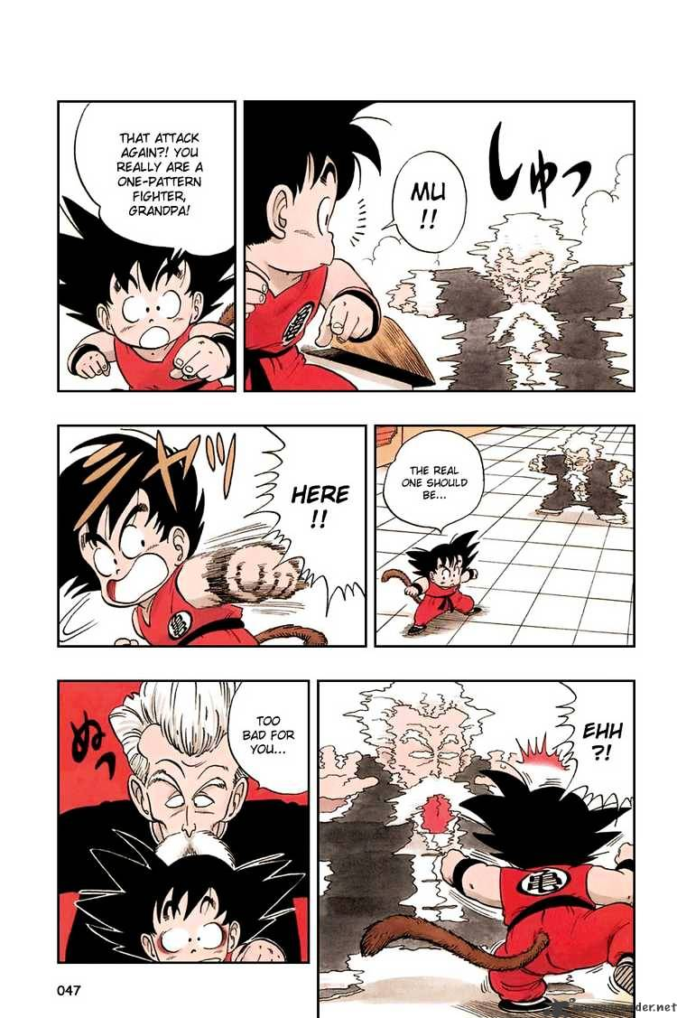 Dragon Ball Chapter 48  Online Free Manga Read Image 2