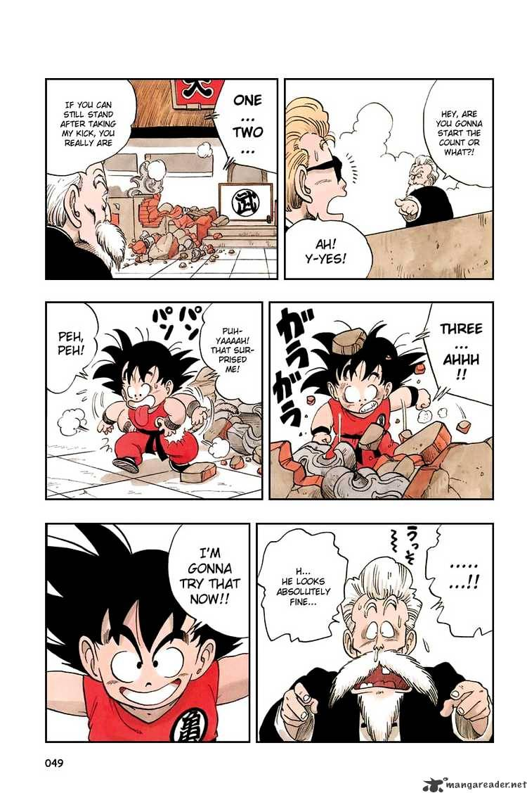 Dragon Ball Chapter 48  Online Free Manga Read Image 4