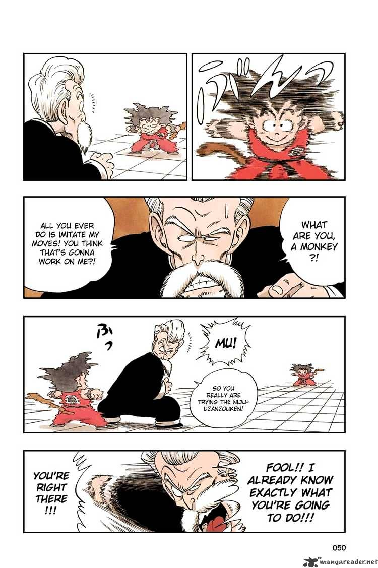 Dragon Ball Chapter 48  Online Free Manga Read Image 5