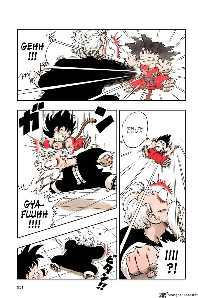 Dragon Ball Chapter 48  Online Free Manga Read Image 6