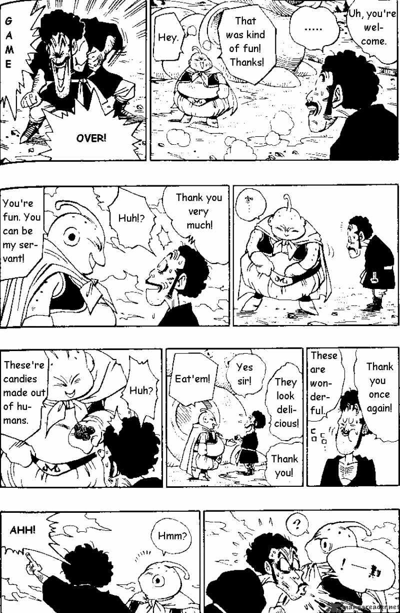 Dragon Ball Chapter 482  Online Free Manga Read Image 11