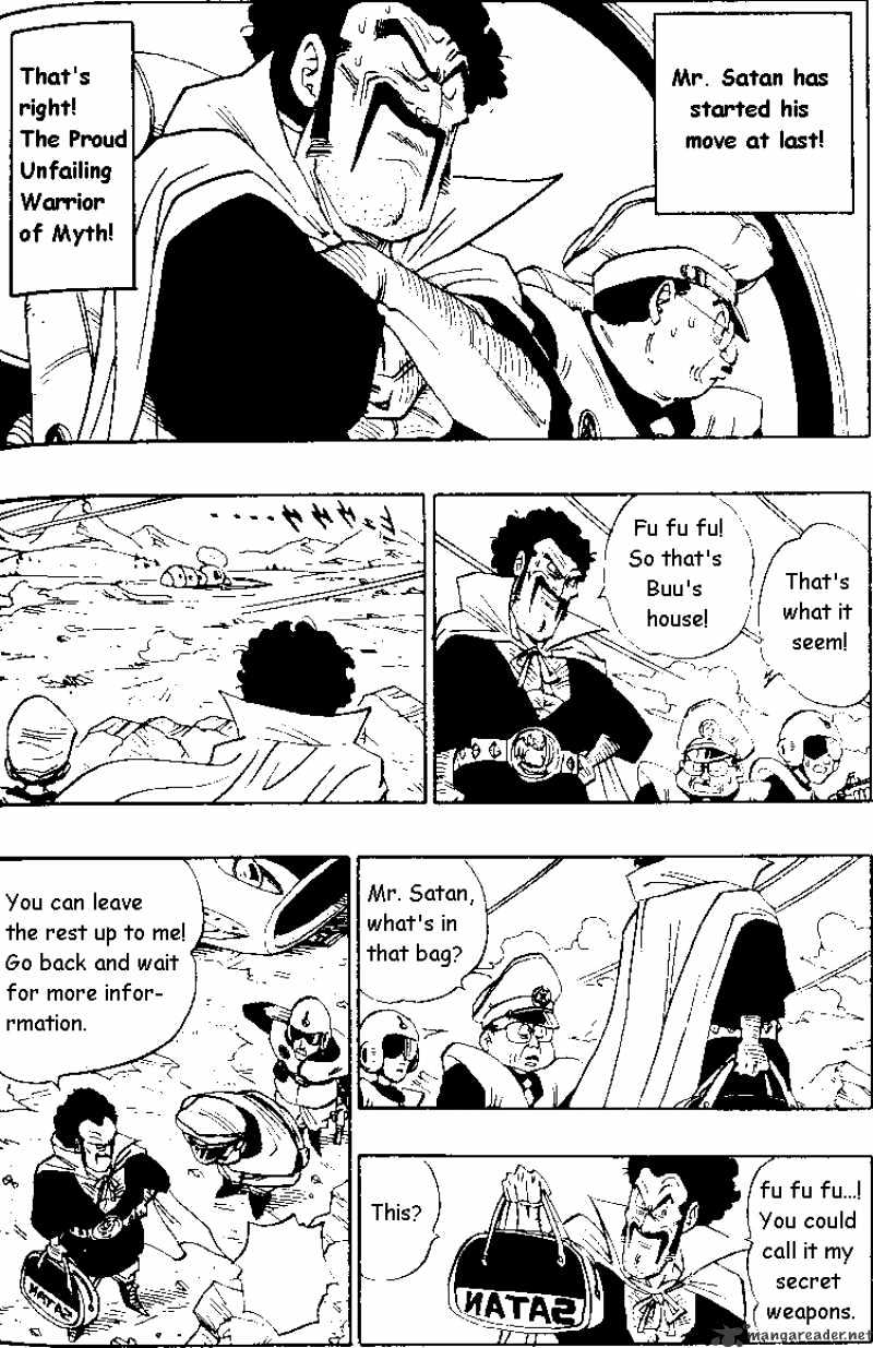 Dragon Ball Chapter 482  Online Free Manga Read Image 3