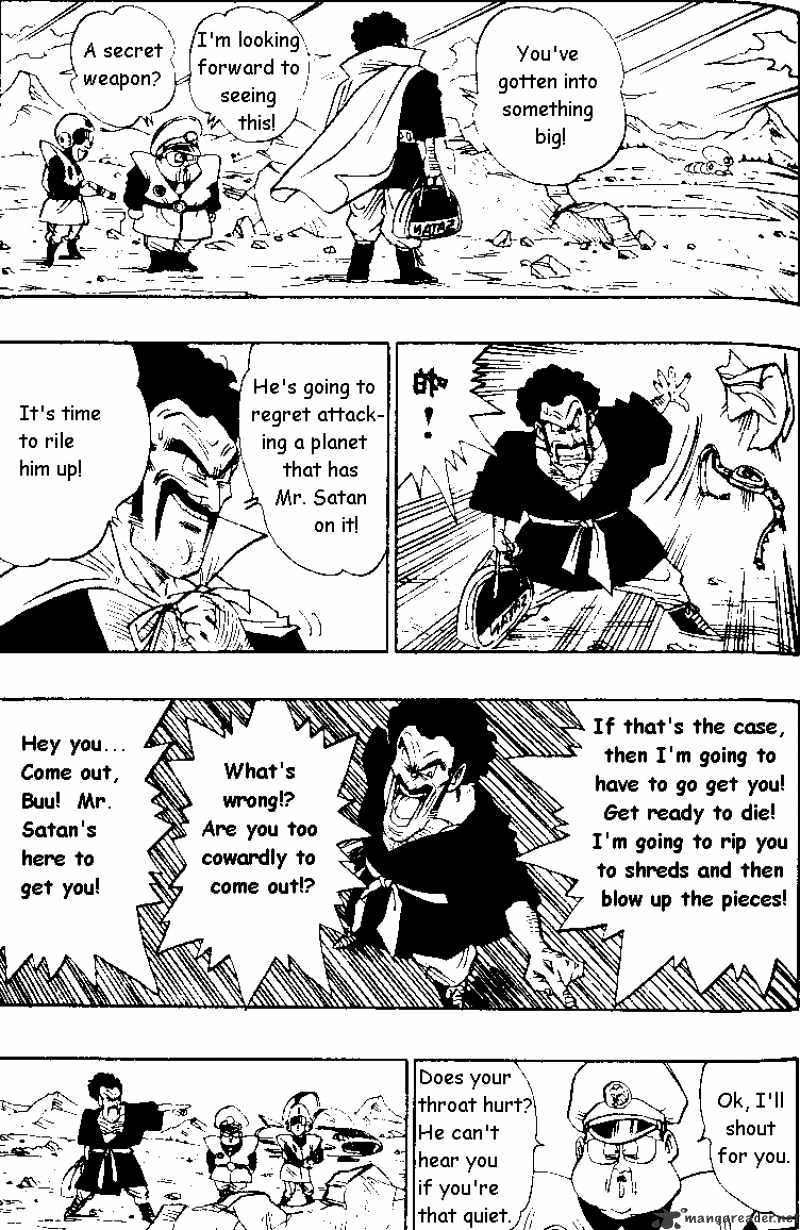 Dragon Ball Chapter 482  Online Free Manga Read Image 4