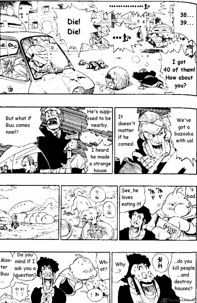 Dragon Ball Chapter 484  Online Free Manga Read Image 10