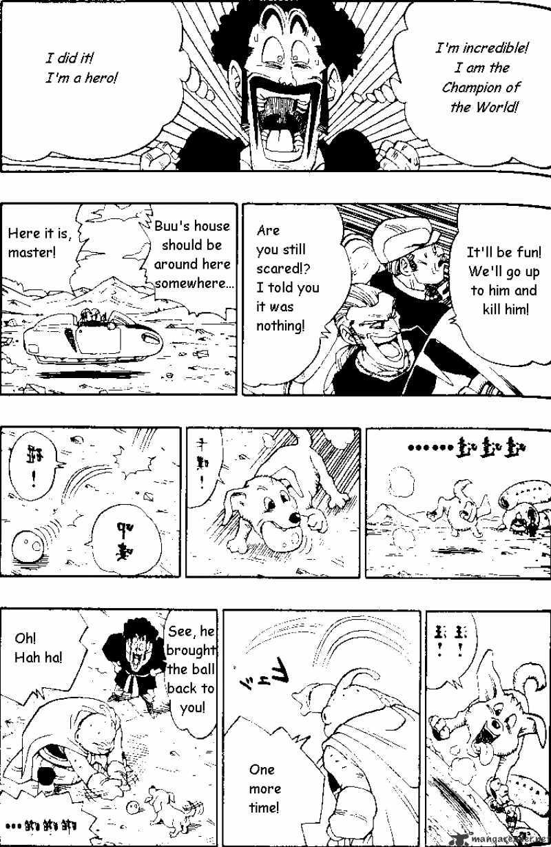 Dragon Ball Chapter 484  Online Free Manga Read Image 12