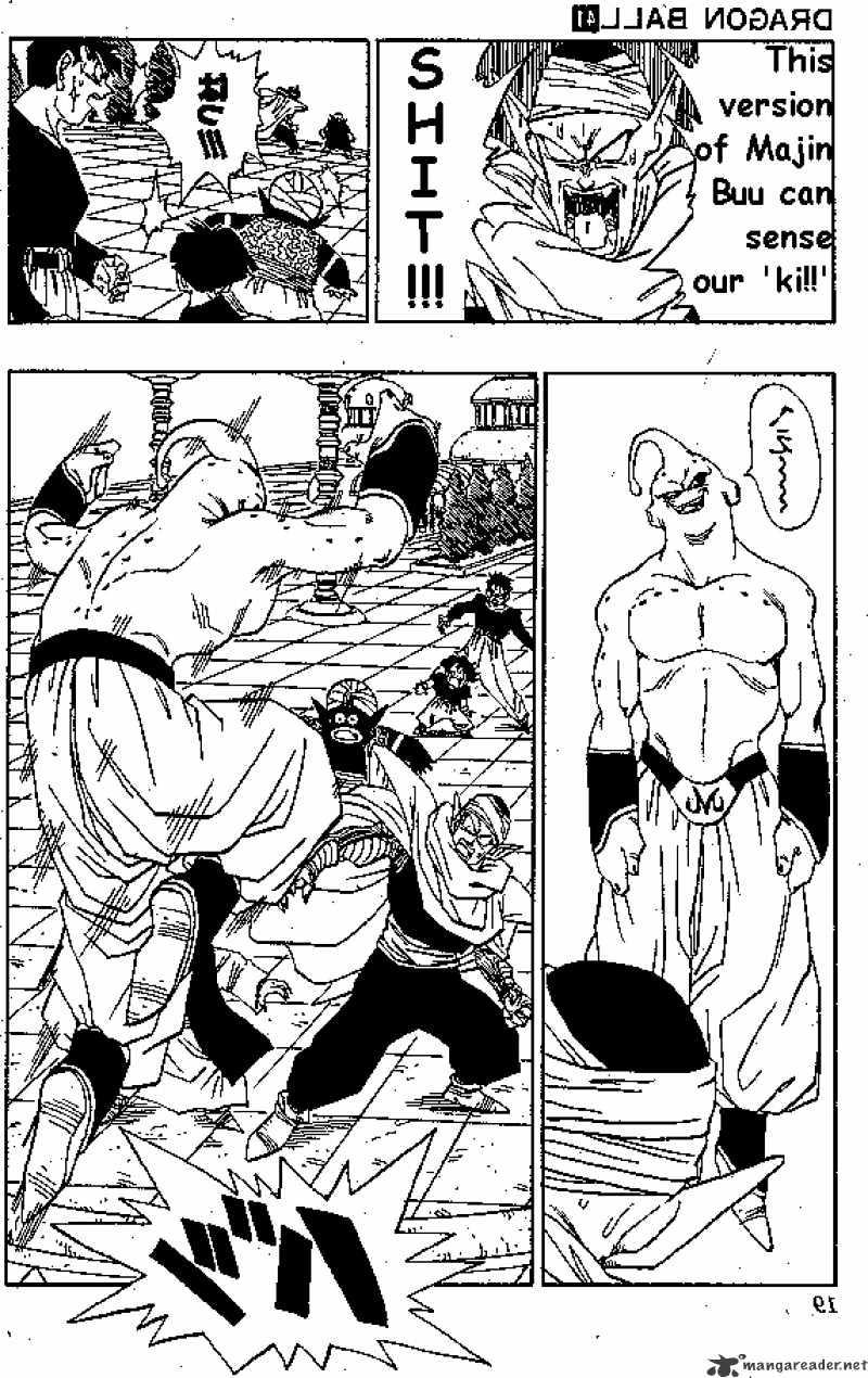 Dragon Ball Chapter 487  Online Free Manga Read Image 12