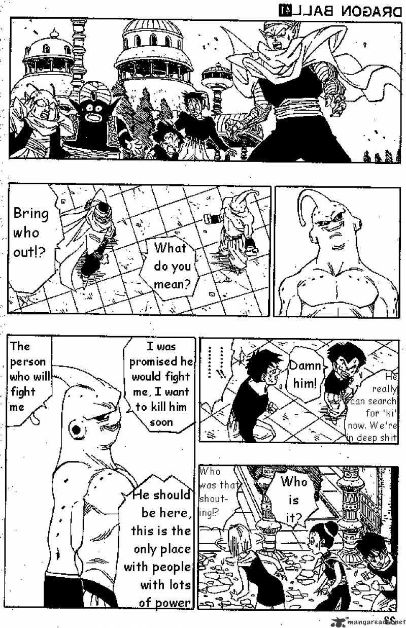 Dragon Ball Chapter 488  Online Free Manga Read Image 3