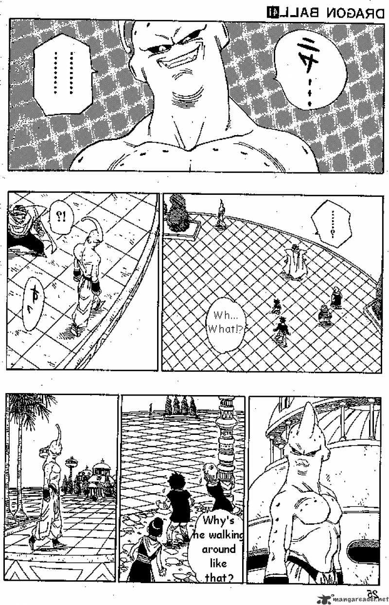 Dragon Ball Chapter 488  Online Free Manga Read Image 5