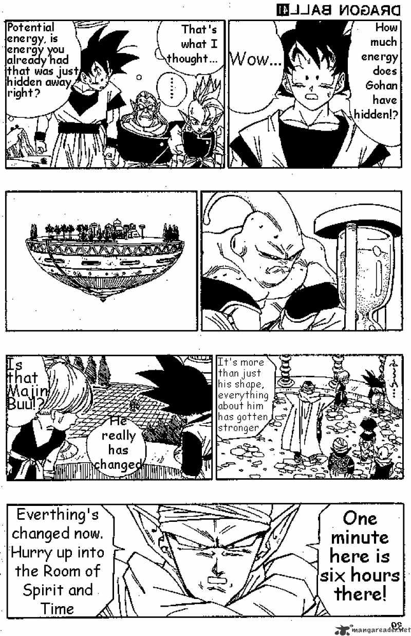 Dragon Ball Chapter 489  Online Free Manga Read Image 5