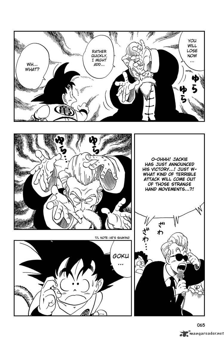 Dragon Ball Chapter 49  Online Free Manga Read Image 5