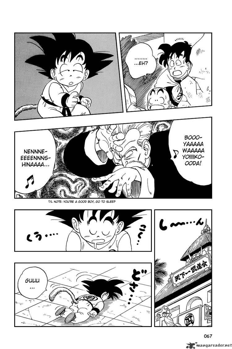 Dragon Ball Chapter 49  Online Free Manga Read Image 7