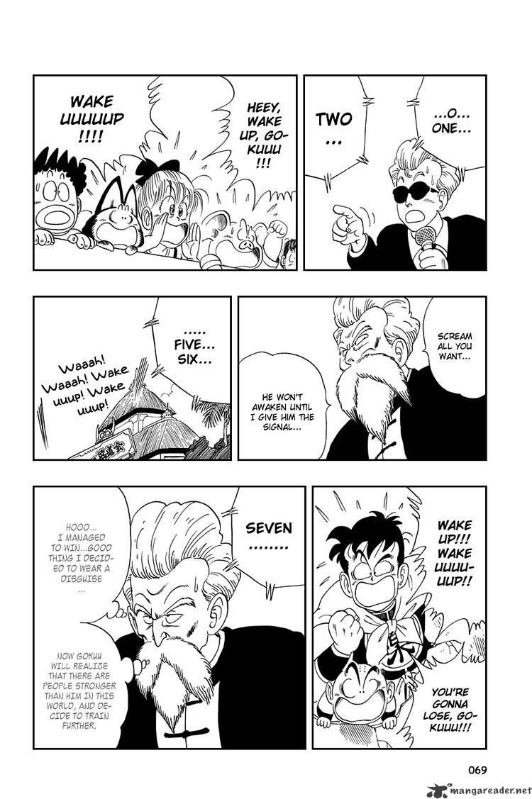 Dragon Ball Chapter 49  Online Free Manga Read Image 9