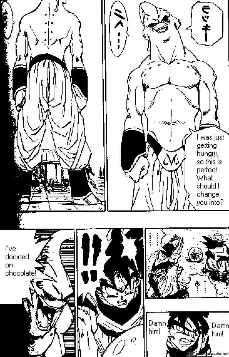 Dragon Ball Chapter 494  Online Free Manga Read Image 5