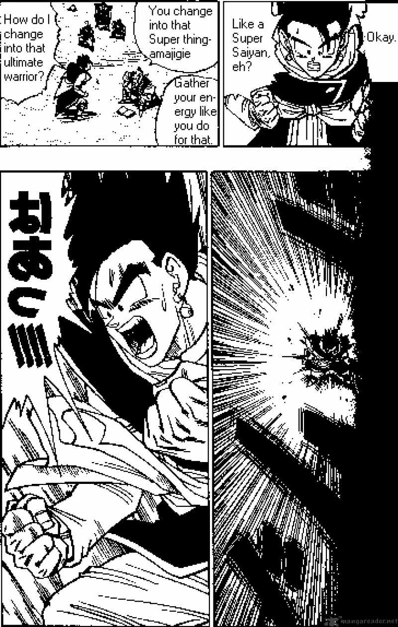Dragon Ball Chapter 497  Online Free Manga Read Image 4