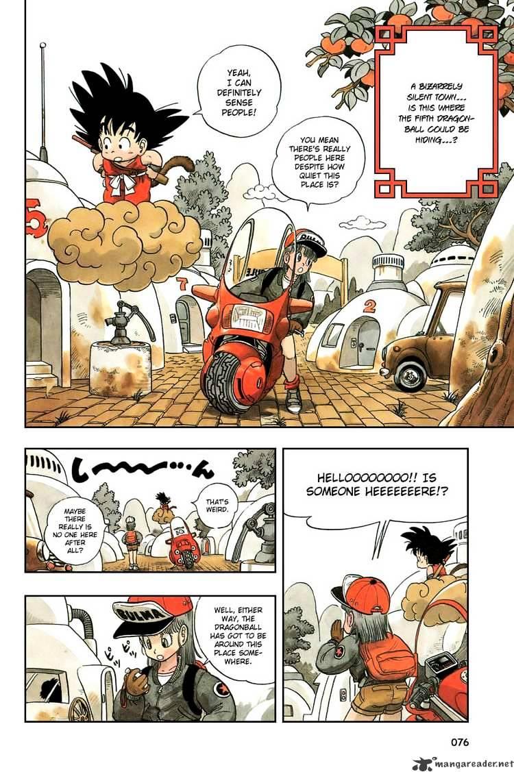 Dragon Ball Chapter 5  Online Free Manga Read Image 1
