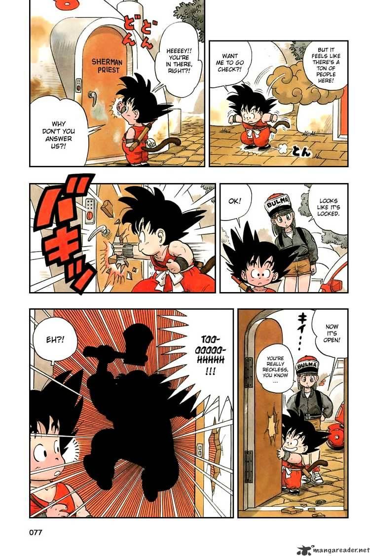 Dragon Ball Chapter 5  Online Free Manga Read Image 2