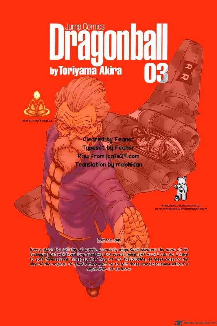 Dragon Ball Chapter 50  Online Free Manga Read Image 15