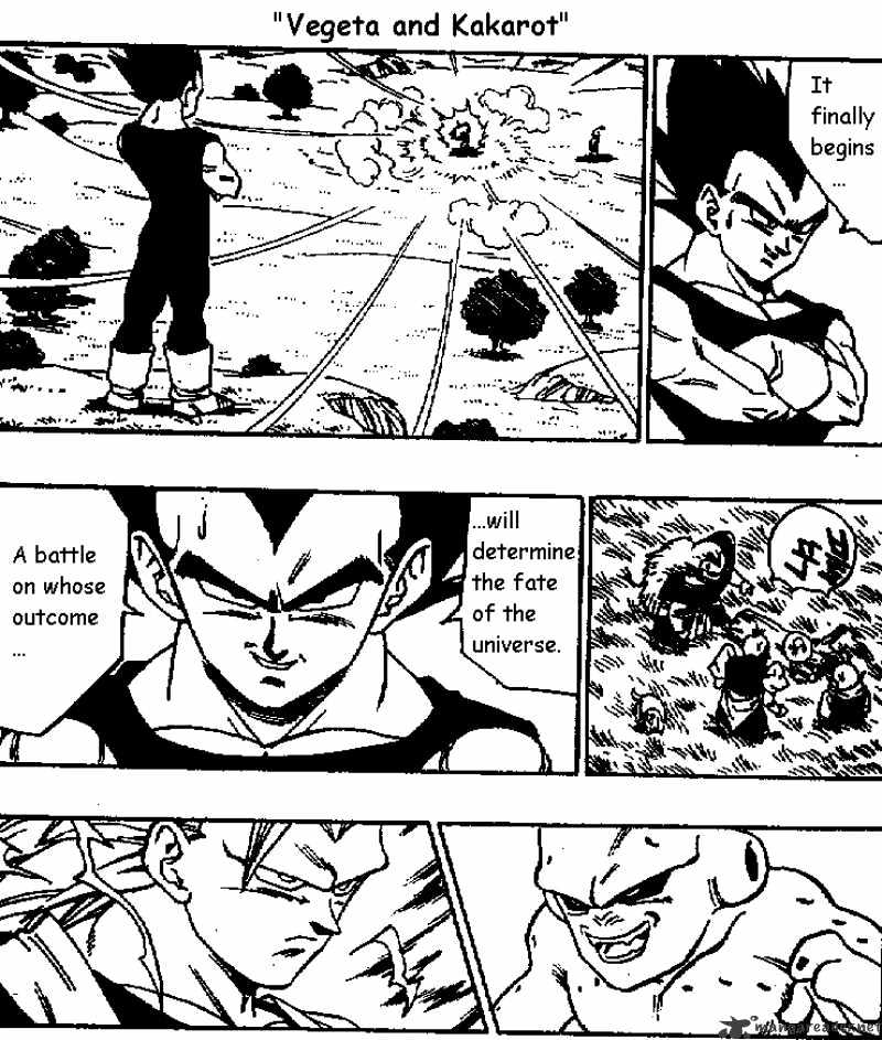 Dragon Ball Chapter 511  Online Free Manga Read Image 1
