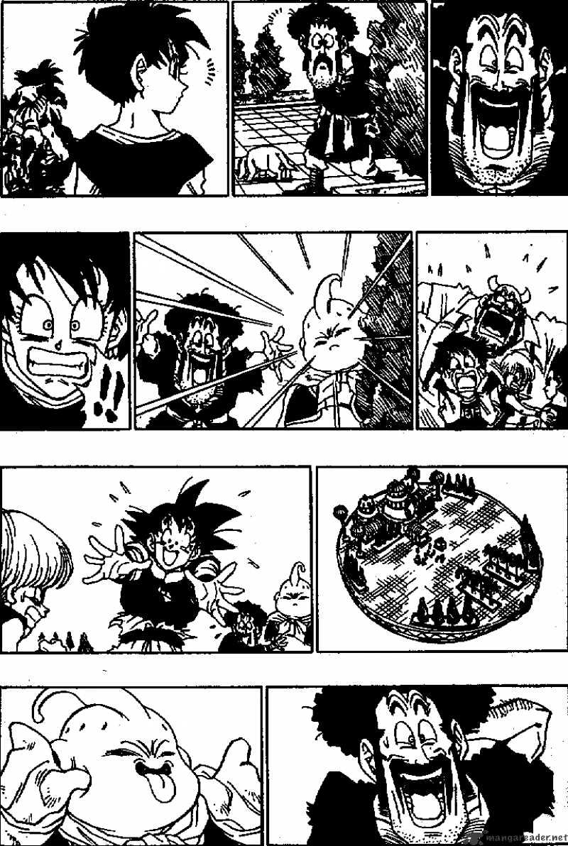 Dragon Ball Chapter 518  Online Free Manga Read Image 8