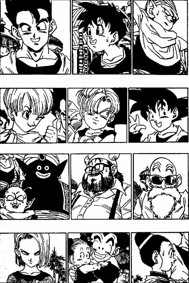 Dragon Ball Chapter 518  Online Free Manga Read Image 9