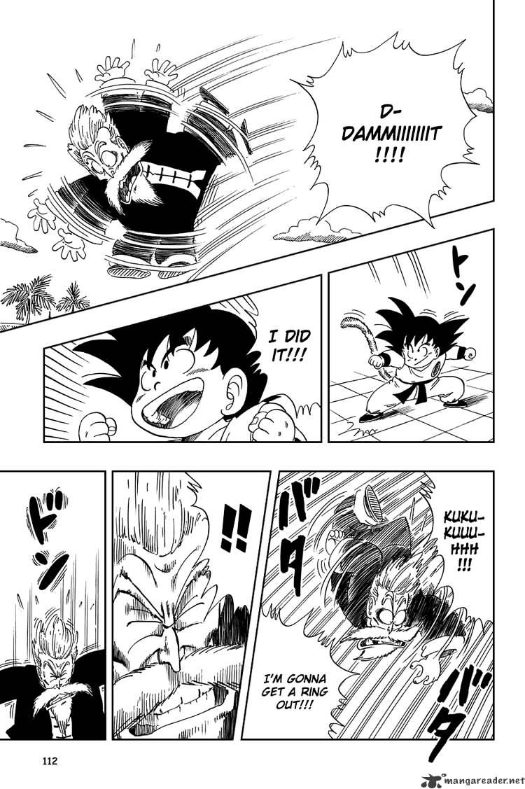 Dragon Ball Chapter 52  Online Free Manga Read Image 10