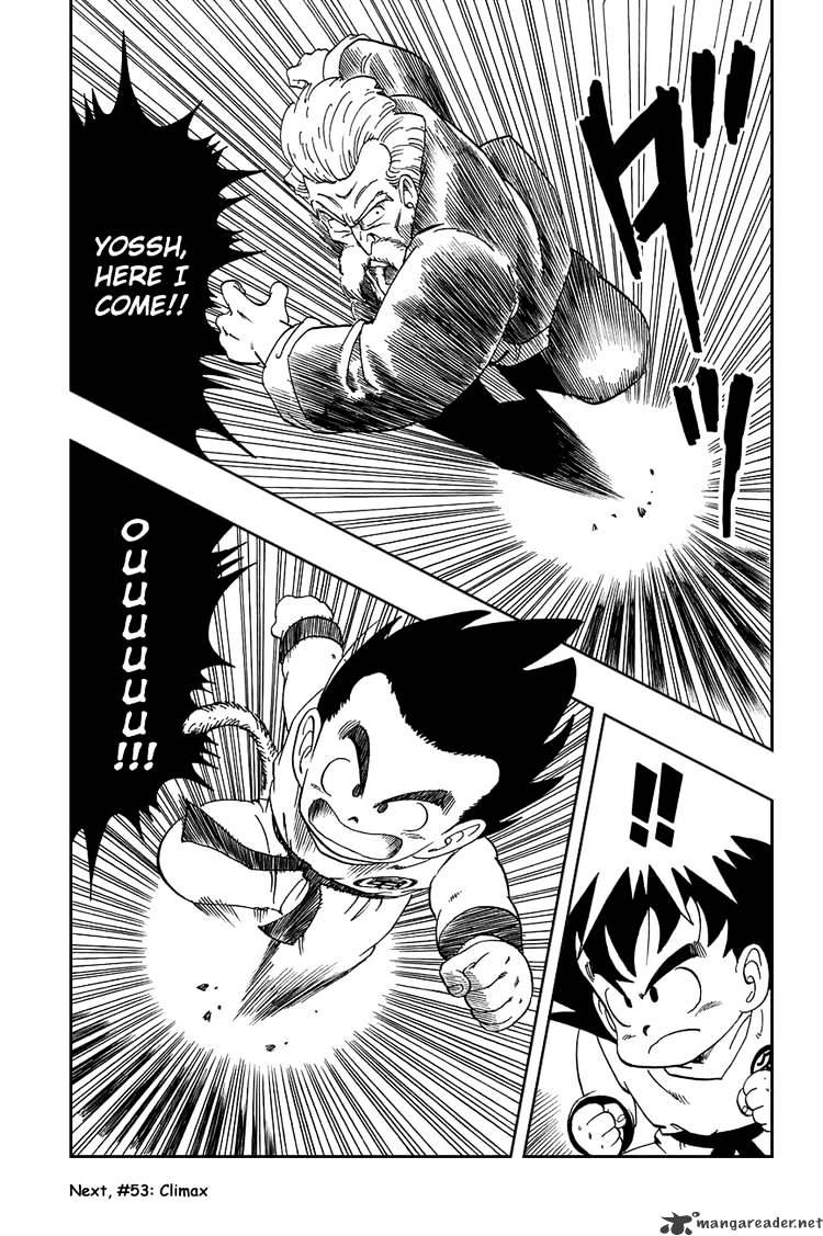 Dragon Ball Chapter 52  Online Free Manga Read Image 14