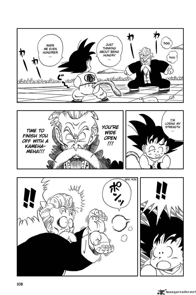 Dragon Ball Chapter 52  Online Free Manga Read Image 6