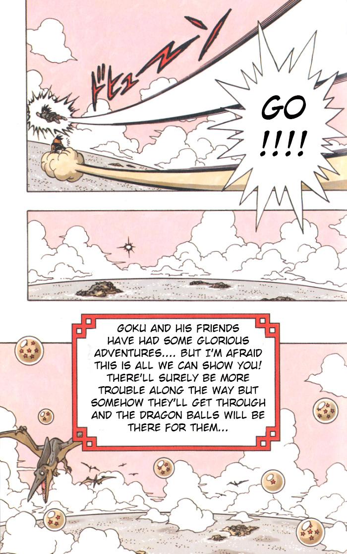 Dragon Ball Chapter 520.5  Online Free Manga Read Image 3