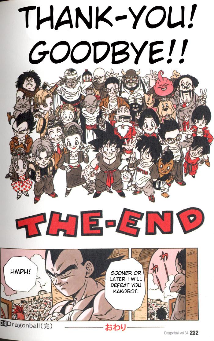 Dragon Ball Chapter 520.5  Online Free Manga Read Image 4