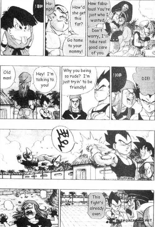 Dragon Ball Chapter 520  Online Free Manga Read Image 2