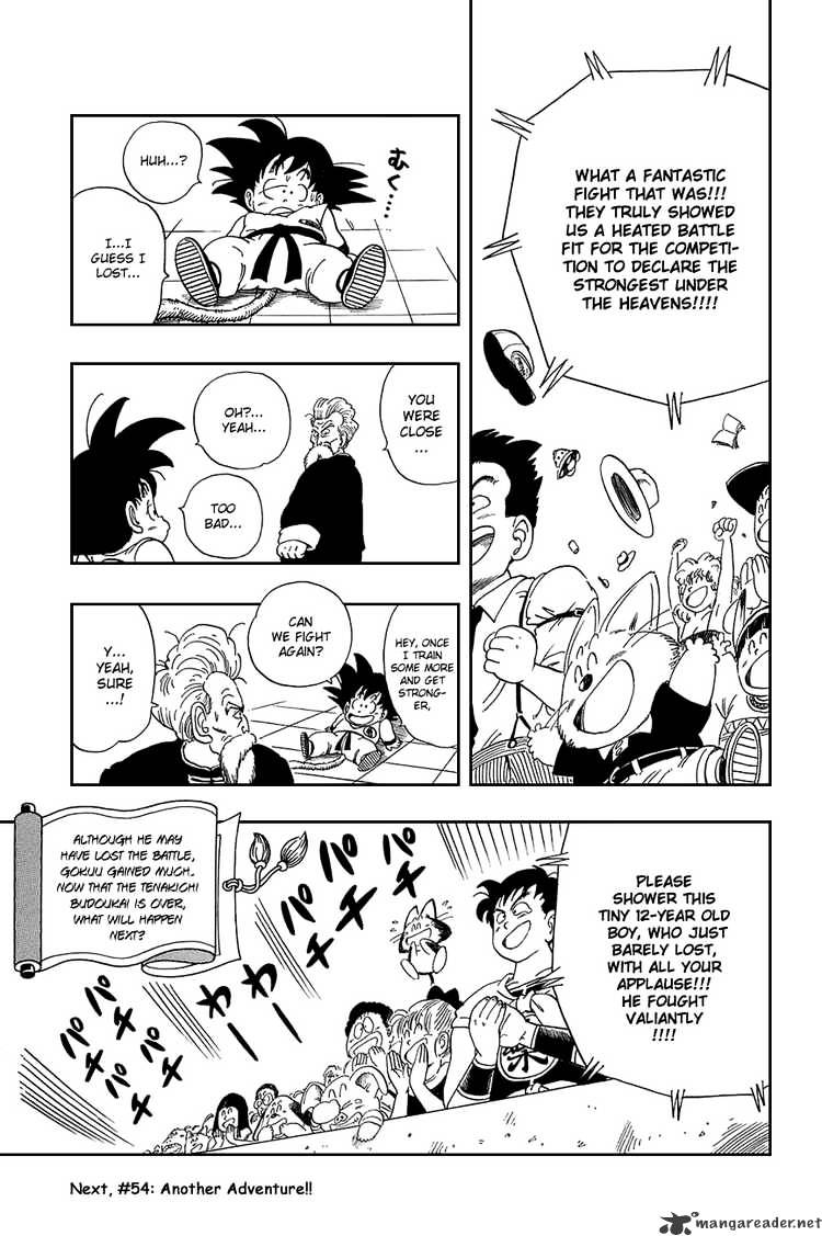 Dragon Ball Chapter 53  Online Free Manga Read Image 15