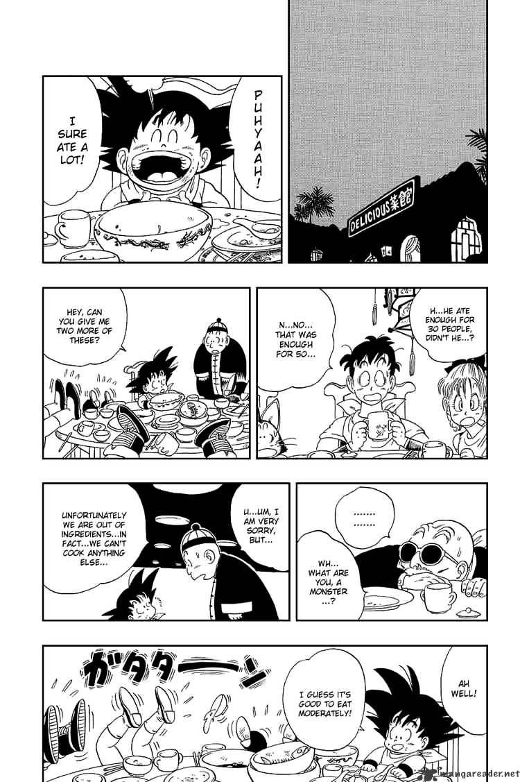 Dragon Ball Chapter 54  Online Free Manga Read Image 8