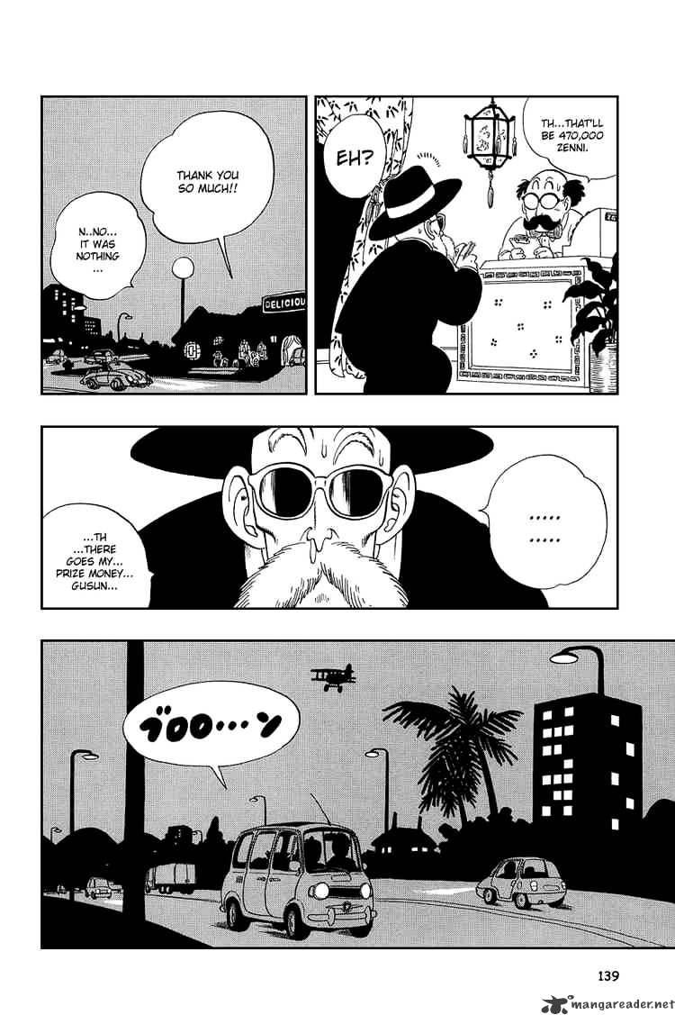 Dragon Ball Chapter 54  Online Free Manga Read Image 9