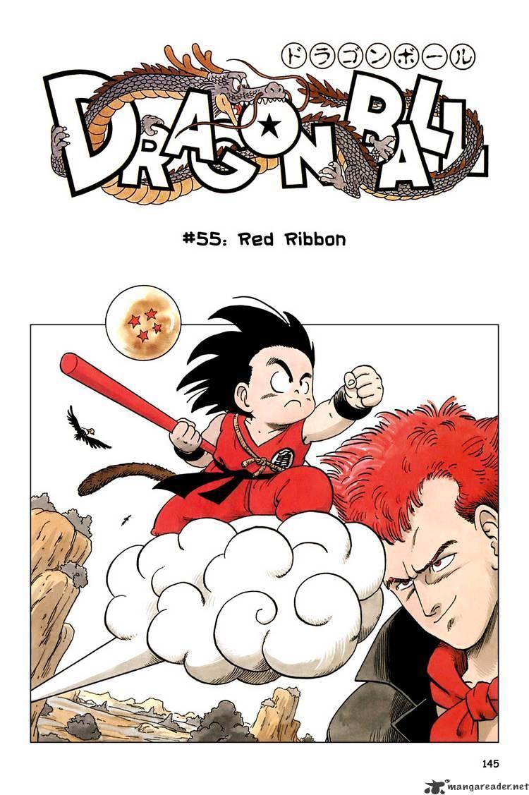 Dragon Ball Chapter 55  Online Free Manga Read Image 1