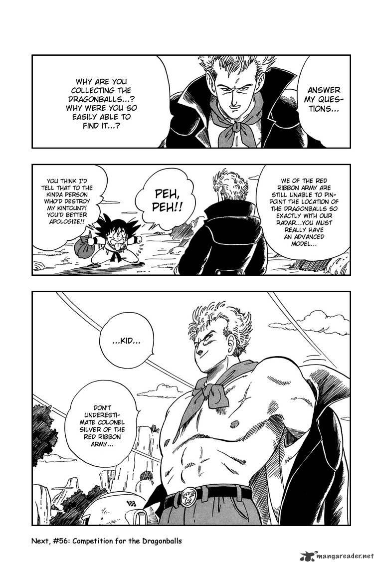 Dragon Ball Chapter 55  Online Free Manga Read Image 15