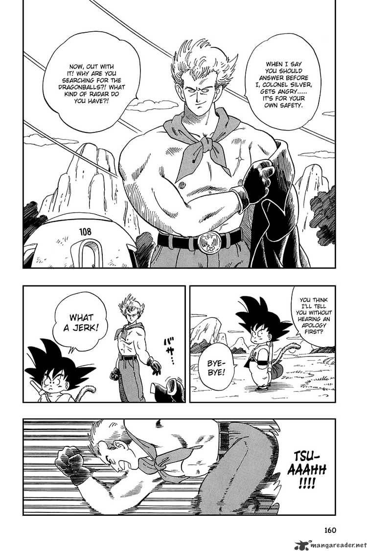 Dragon Ball Chapter 56  Online Free Manga Read Image 1