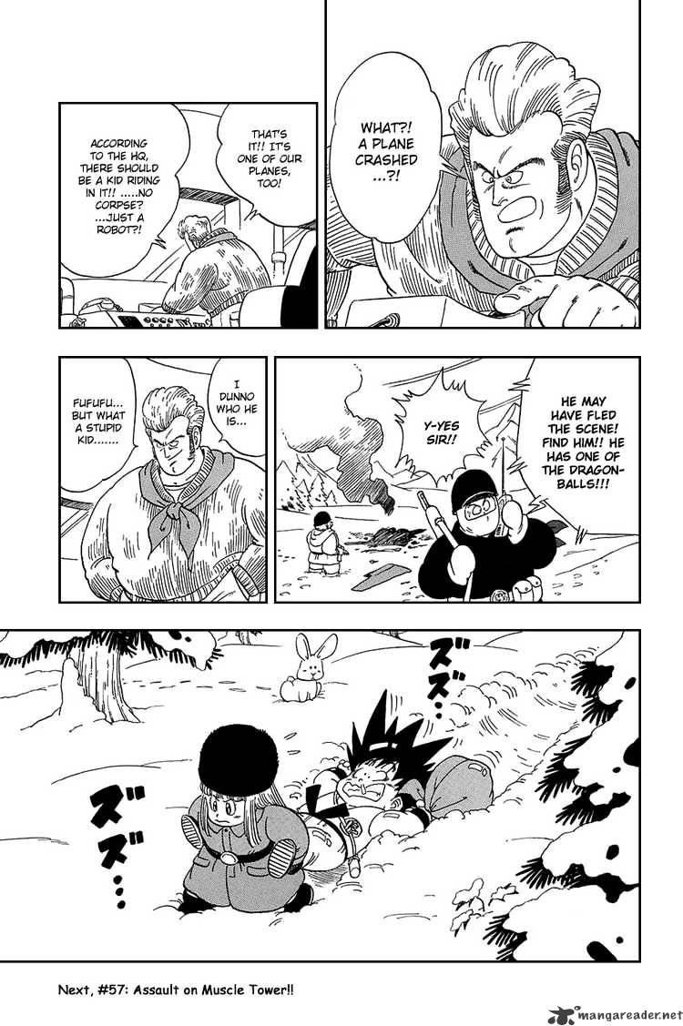 Dragon Ball Chapter 56  Online Free Manga Read Image 14