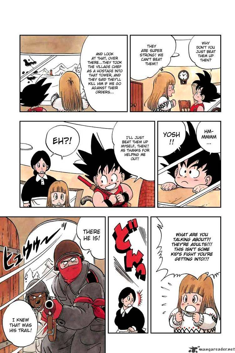Dragon Ball Chapter 57  Online Free Manga Read Image 6
