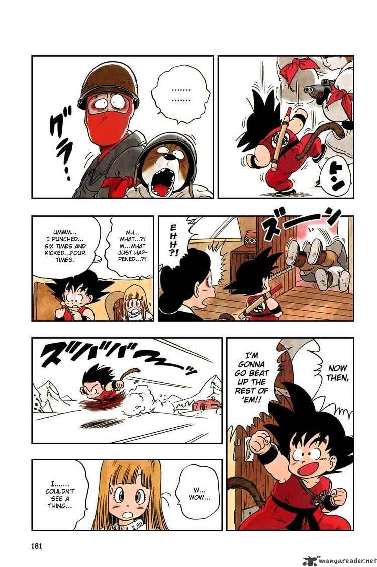 Dragon Ball Chapter 57  Online Free Manga Read Image 8